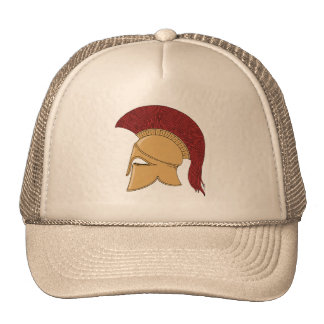 Corinthian Helmet Hat