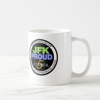 Council 5 JFK Proud Mug