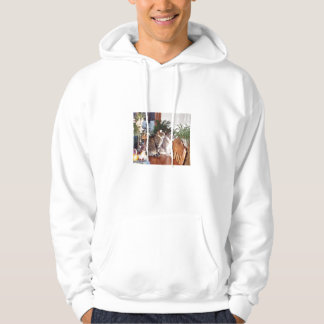 Couples cats pullover