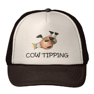 Cow Tipping Hat