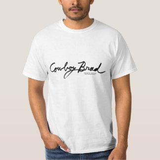 Cowboy Brad men's signature logo shirt. T-shirt