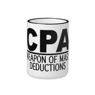 CPA mug – choose style & color