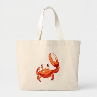 Crab Jumbo Tote Bag