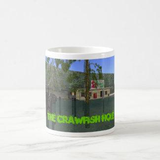 Crawfish Hole Mug