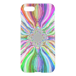 Crazy Color Slide I Phone 7 Case