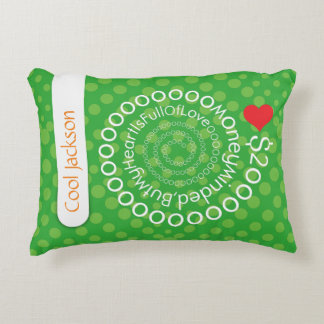Crazydeal p418 cool crazy creative colorful love accent cushion