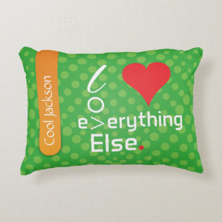 Crazydeal p432 cool crazy creative colorful love accent cushion
