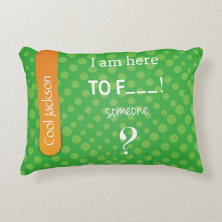 Crazydeal p434 cool crazy creative colorful funny accent cushion