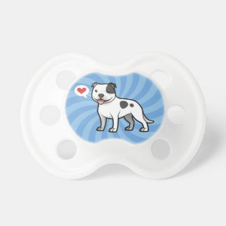 Create Your Own Pet Baby Pacifier