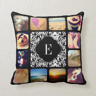 Create Your Own Photo Monogram Cushions