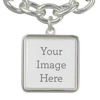 Create Your Own Square Charm Bracelet