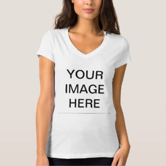 Create Your Own Women's V-Neck Shirt