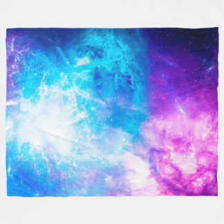 Creation's Heaven Fleece Blanket
