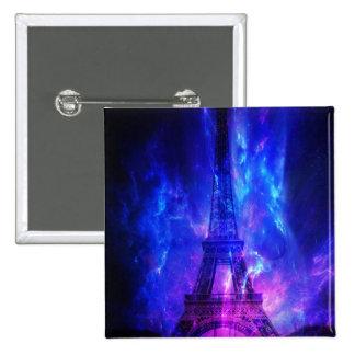 Creation's Heaven Paris Amethyst Dreams 15 Cm Square Badge