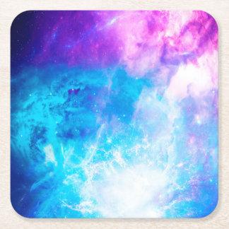 Creation's Heaven Square Paper Coaster