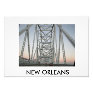 Crescent City Connection (New Orleans Collection) Photograph