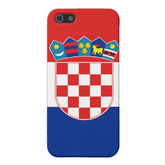 Croatia Flag iPhone Cover For iPhone 5/5S