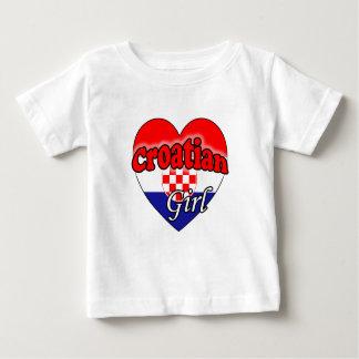 Croatian Girl Shirts