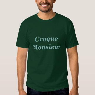 Croque Monsieur Tshirts