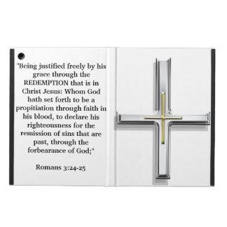Cross: Being Justified iPad Air Cover