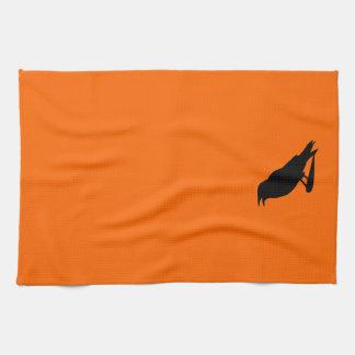 crow Dishtowels Towels