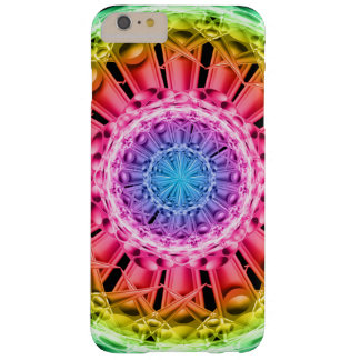 Crystal Vortex Mandala Barely There iPhone 6 Plus Case