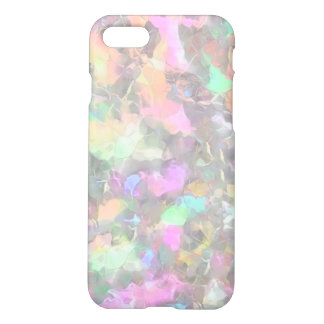 Crystallized Pastel iPhone 7 Matte Case