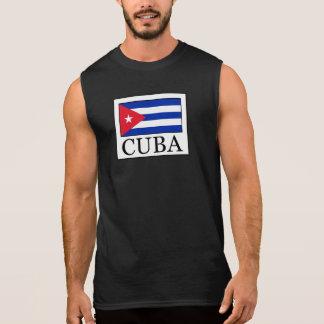Cuba Sleeveless Tees