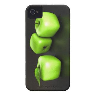 Cubic Apple Blackberry Case