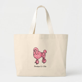 Custom Boutique Printed Jumbo Tote Bag