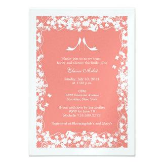 Custom Bridal Shower Invitation for Elaine