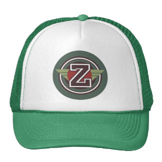 "Custom Letter ""Z"" Design Cap"