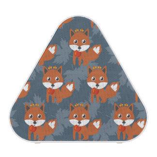 Cute Autumn Fox Pattern