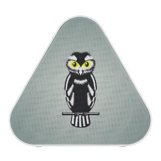 Cute Black and White Owl