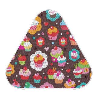 Cute Cup Cake Pattern