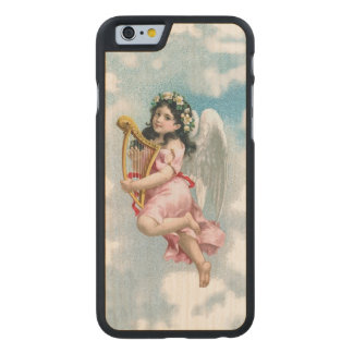 Cute Little Angel Carved® Maple iPhone 6 Slim Case