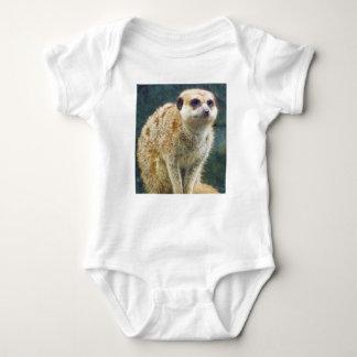 Cute Meerkat at Attention, Kansas City Zoo Shirt
