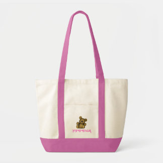 Cute Personalised Nappy Bag/Tote Impulse Tote Bag