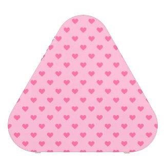 Cute Pink Heart Pattern Love