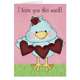 Cute Valentine's Day Card for Kids