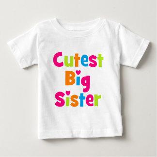Cutest Big Sister T Shirt