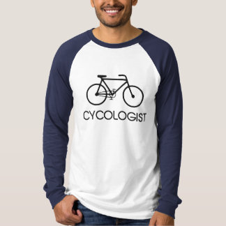 Cycologist Cycling Cycle T Shirt