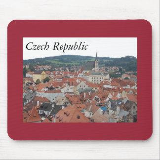 Czech Republic Cesky Krumlov Mousepad