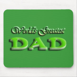 Dad Fathers Day Mouse Pad