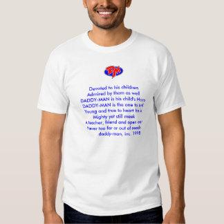 Daddy-Man's Basic T-Shirt