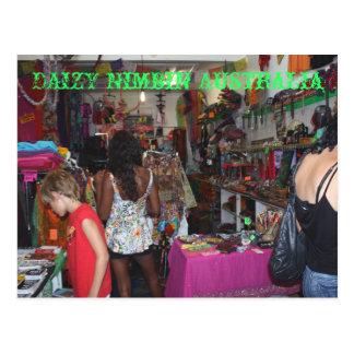 DAIZY Nimbin Postcard