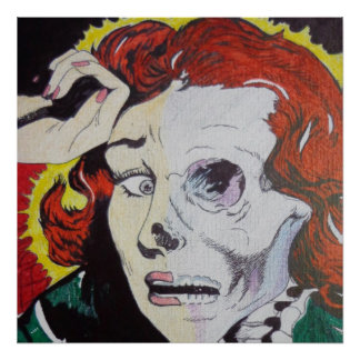 Damsel in Macabre Poster