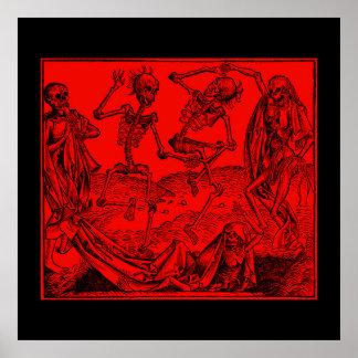 Dance of death/Dance OF macabre Poster