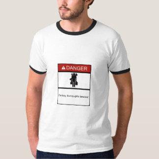 danger fanboy tshirts