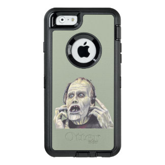 Day of the Dead zombie phone case